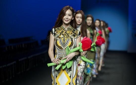 박영선 모델