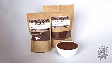 Какао порошок темний (преміум 22%)