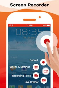 HD Screen Recorder  : Audio Video Recorder App Download For Android 1
