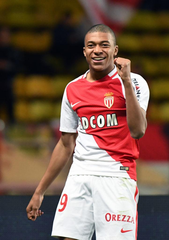 Monaco Striker, Kylian Mbappe Is Partly Nigerian