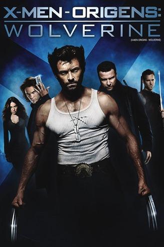 X-Men Origens - Wolverine - Pôster nacional