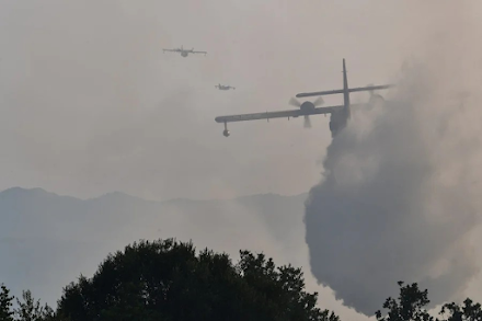 Τουρκία : νεκροί όλοι οι επιβαίνοντες μετά τη συντριβή του Beriev στο βουνό Καχραμανμάρας