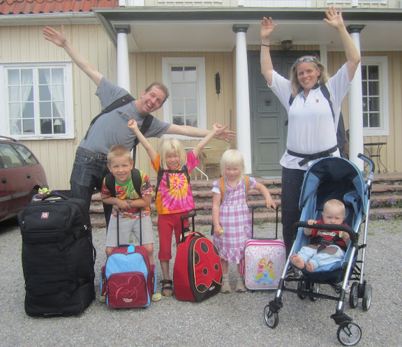Continue reading: London – Learning to travel with 4 small kids