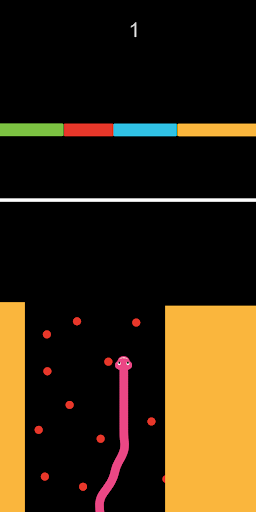Color VS Snake - Endless Color Snake Game screenshot 19