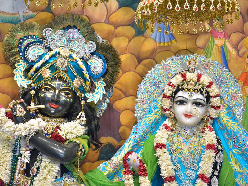 ISKCON Ahmedabad  Deity Darshan 14 June 2016 (4)