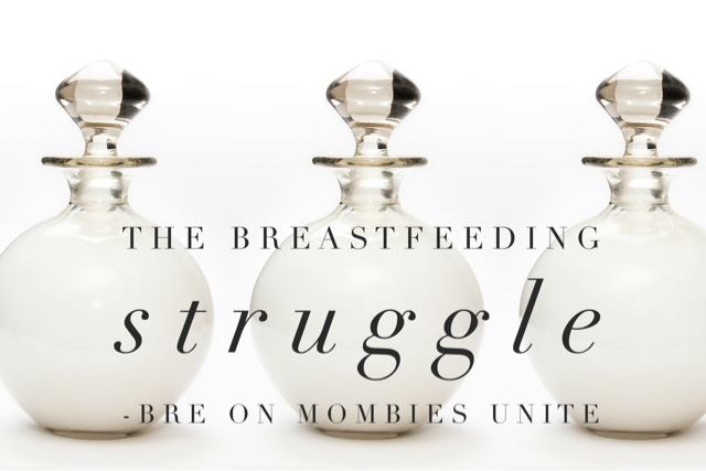 The Breastfeeding Struggle - Pregnancy, Motherhood, Breast Feeding, Formula, Baby on Grumbling Grace
