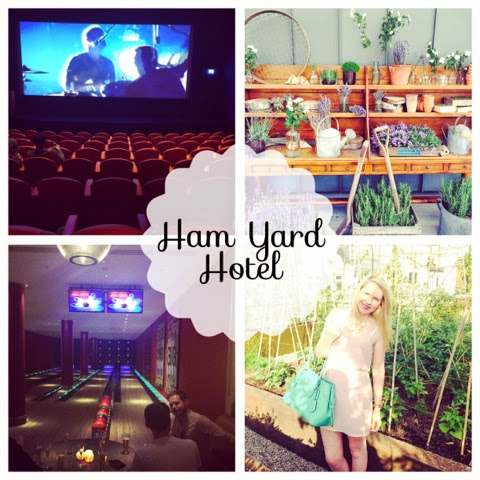 Ham Yard Hotel London Review 1