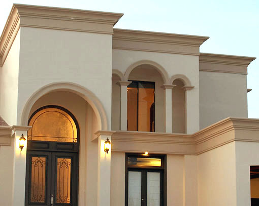 Productos stonecrete molduras para interiores y exteriores - Molduras para fachadas ...
