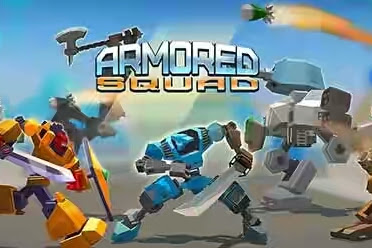Armored Squad: Mechs vs Robots v1.2.4 Full Apk Download