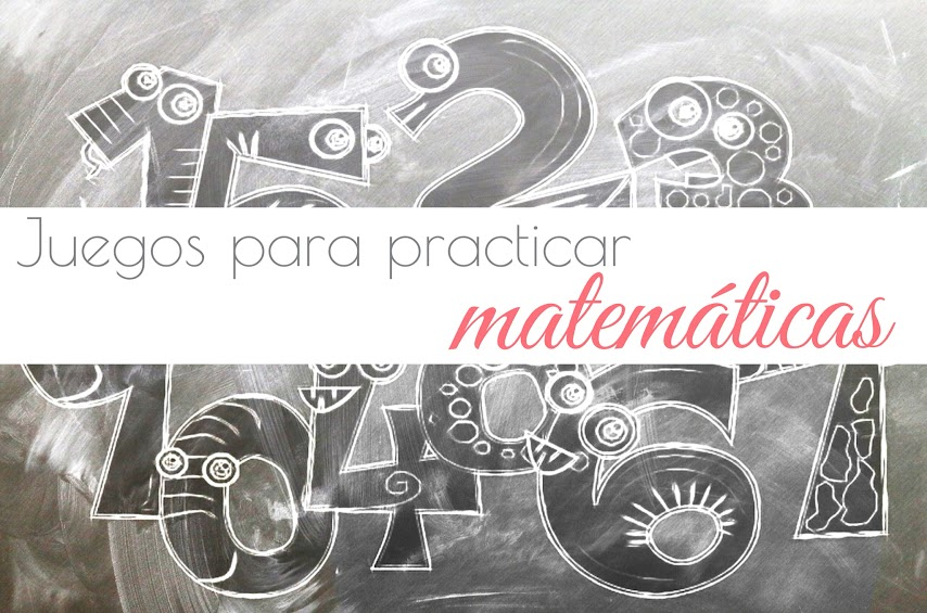 Juegos educativos para practicar matemáticas