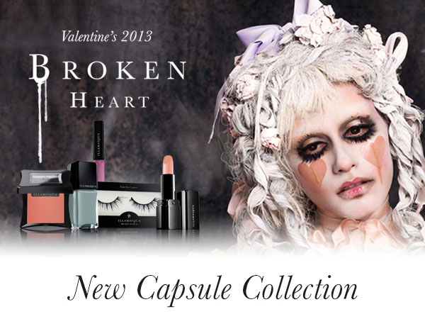 Illamasqua Broken Heart Collection