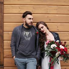Wedding photographer Ekaterina Buneeva (ekaterinabuneeva). Photo of 30.06.2017
