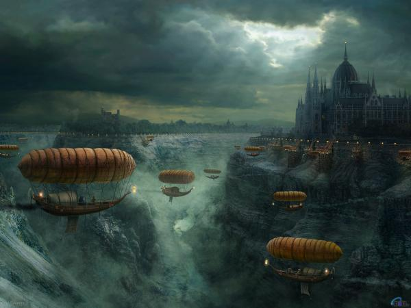Nightmare Of Lands 2, Magical Landscapes 4