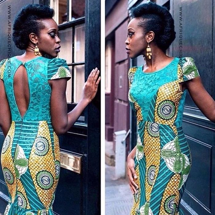 Ankara Stylebook Nigeria Fashion 2016 2017 Fashionte