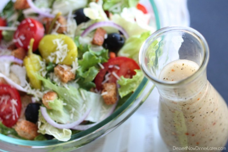 Jan CAN Cook Low Carb: Olive Garden Italian Dressing Dupe