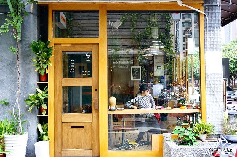 勤美綠園道咖啡館,ino cafe-4