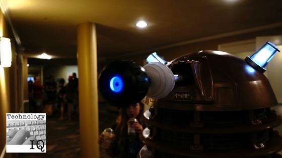 Technology IQ: A Conversation with Steve Roberts, Dalek Builder Extraordinaire [Video] (12:00)