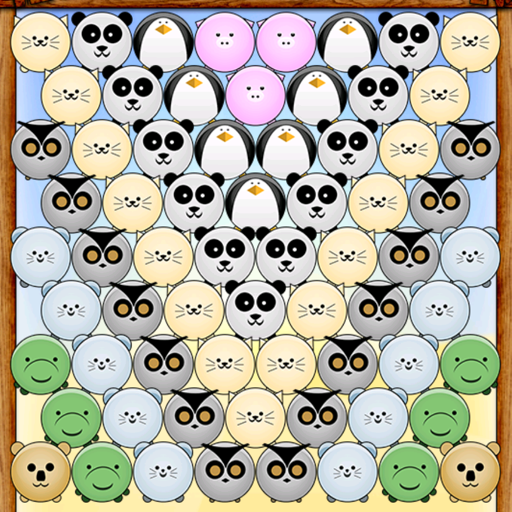Bubble Shooter Animals 2017
