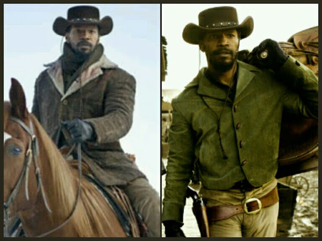 Django desencadenado película