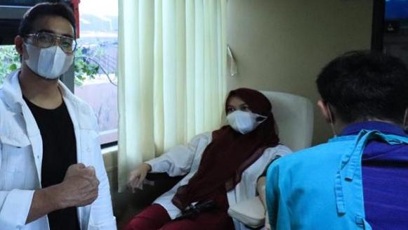 Jangan Khawatir Donor Darah Saat Pandemi Covid19