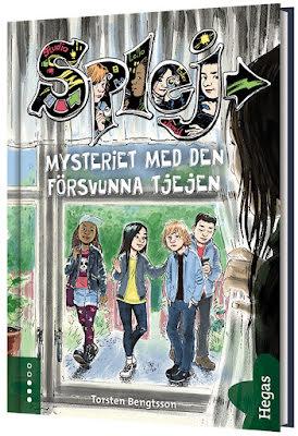 SPLEJ 8 - Mysteriet med den försvunna tjejen