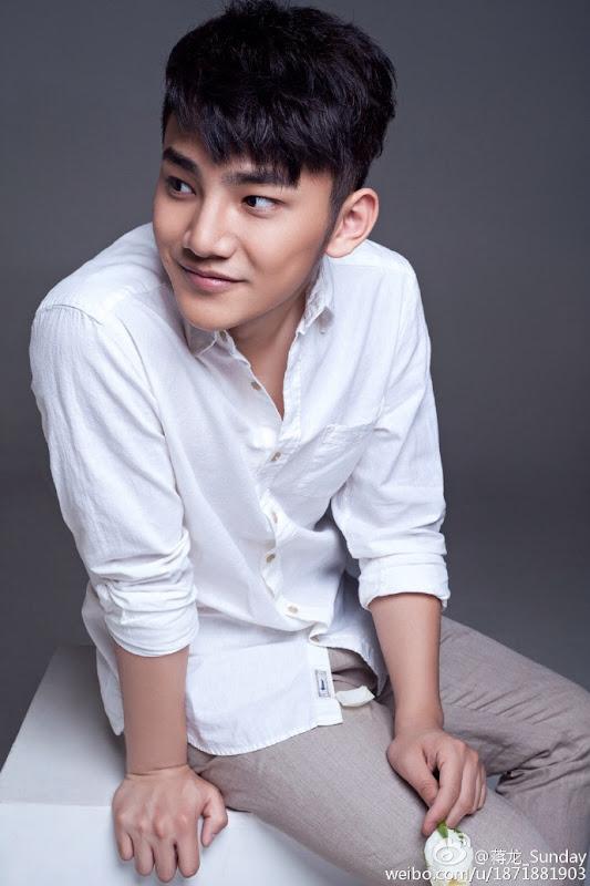 Jiang Long China Actor