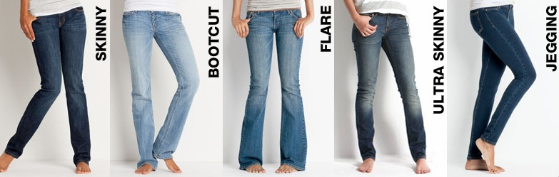 Boot Cut Jeans Mens
