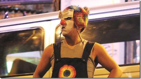 Wallake, un ladrón de sonrisas en La Paz