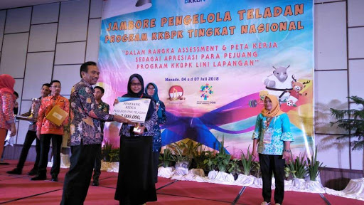TPD Rengasdengklok Juara II Nasional