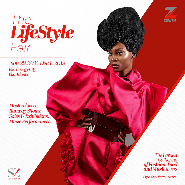 """Top Global Designers Storm Lagos For """"STYLE BY ZENITH 2.0"""" Lifestyle Fair"""