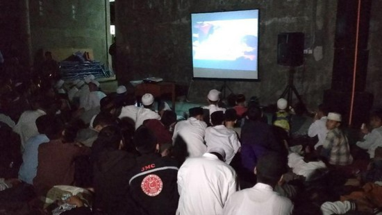 Seruan FPI PA 212 dan GNPF: Nobar Film G30S PKI, Jihad Online, Bendera Setengah Tiang!