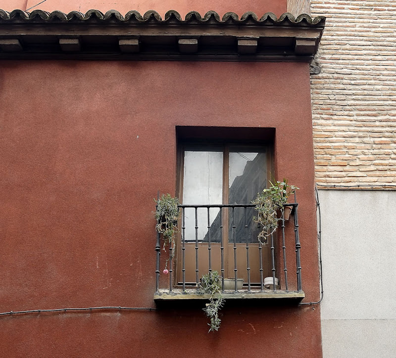 Little Balcony. Madrid