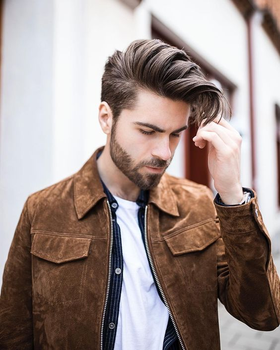 Man hairstyles make you more sexy for 2018 16