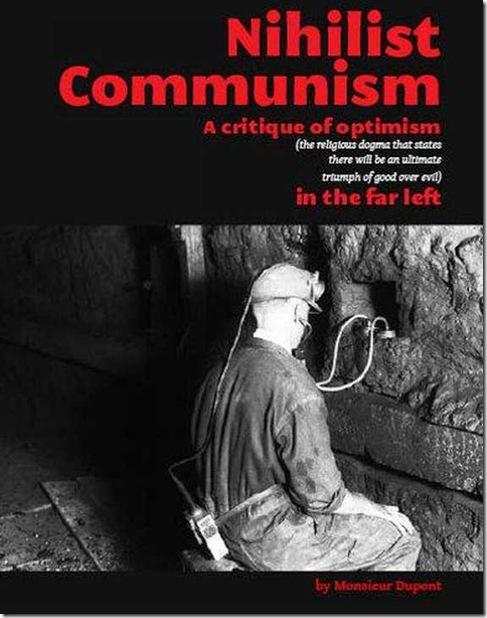 pensiero nihilis communism