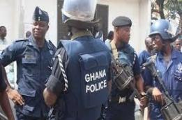 Office Of Takoradie District Police Commander Robbed