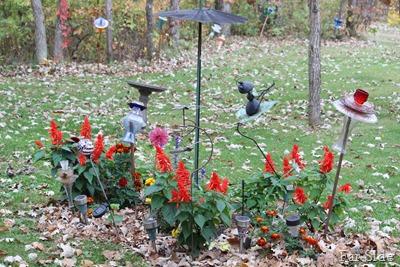 Garden  Oct 4
