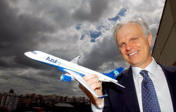 David Neeleman, fundador de JetBlue Airways