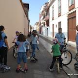 Actividad sobre ruedas Lobatos 2012