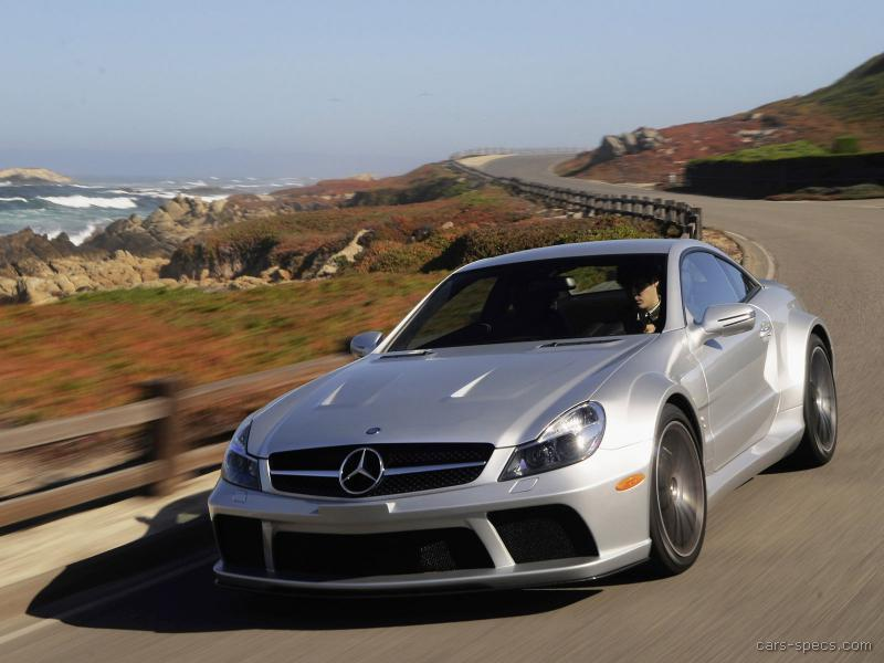 2009 mercedes benz sl class sl65 amg black series specifications pictures prices. Black Bedroom Furniture Sets. Home Design Ideas