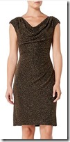 Lauren Ralph Lauren Metallic Jersey Dress