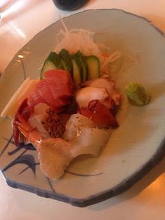 Izakaya Seki's Sashimi