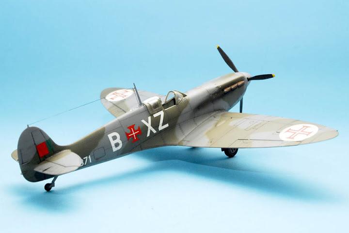 Supermarine Spitfire Mk.I - Tamiya - 1/48 - CONCLUÍDO - Página 3 Final_6