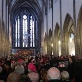Köln, Messe und Projektbesprechung mit Anicet