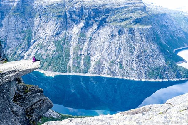 Trolltung Hiking Norway - Camping in Trolltunga - Odda-75