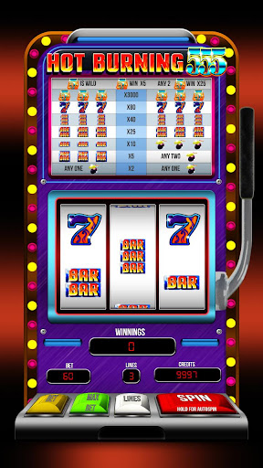 Casino Slots:Hot Burning Fives
