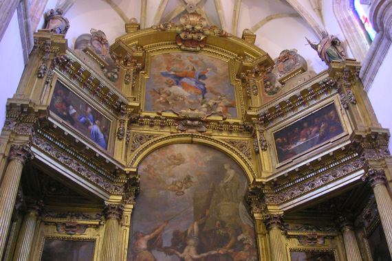 La Iglesia de Fuente el Saz declarada Bien de Interés Cultural
