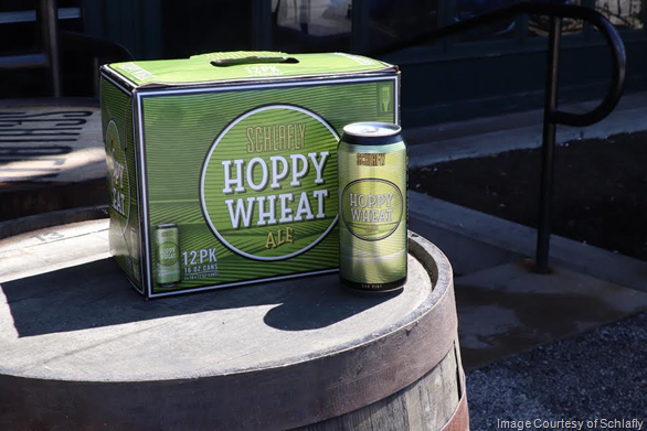 Schlafly Introduces 12-Packs of 16-Ounce Hoppy Wheat Cans for Summer