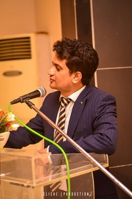Rizwan Jaffar of Youth Parliament
