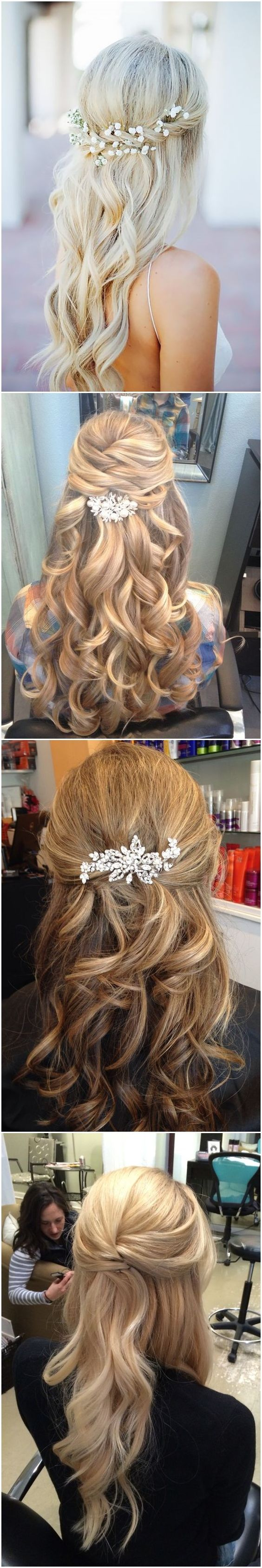 Hairstyles-Gorgeous Wedding Forٍ Chic Bride On Class World 9