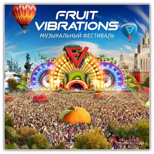 Va Fruit Vibrations Second Edition 2015 Hits Amp Dance